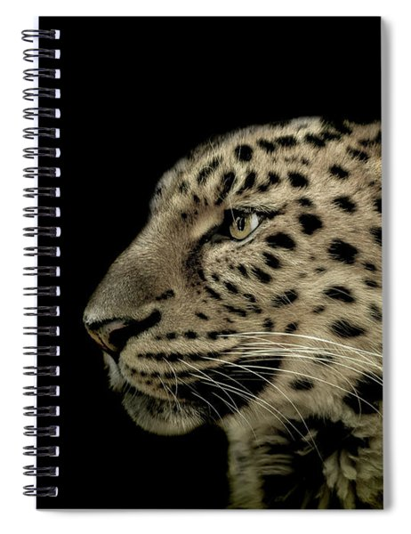 The Defendant Spiral Notebook
