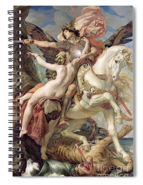 The Deliverance Spiral Notebook