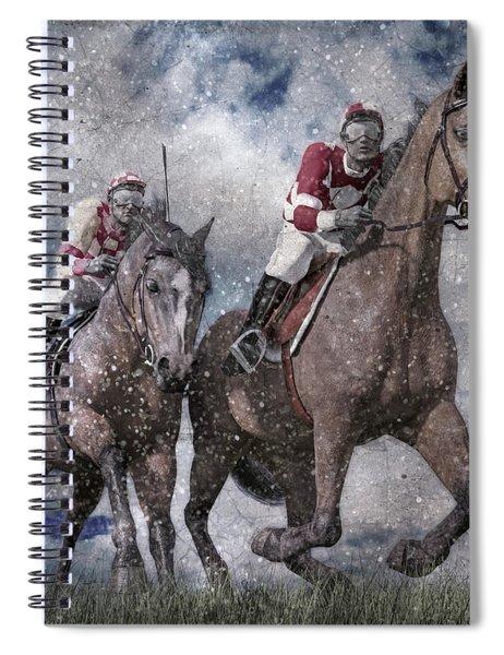 The Derby Spiral Notebook