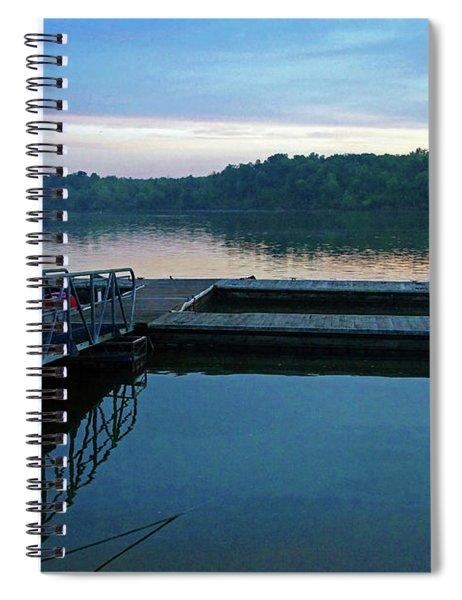 The Docks Spiral Notebook
