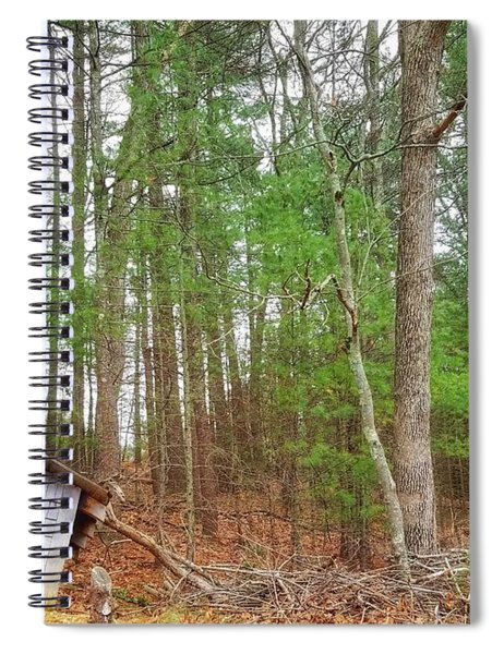 The Doghouse  Spiral Notebook