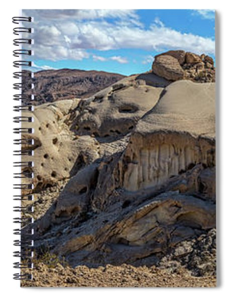 The Domelands Spiral Notebook