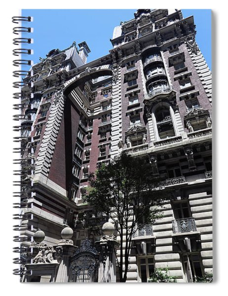 The Dorilton Apartments Spiral Notebook