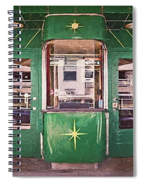 The Downer Theater 2016 Spiral Notebook