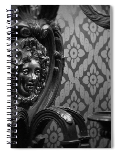 The Drake Face Spiral Notebook