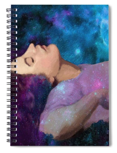 The Dreamer Spiral Notebook