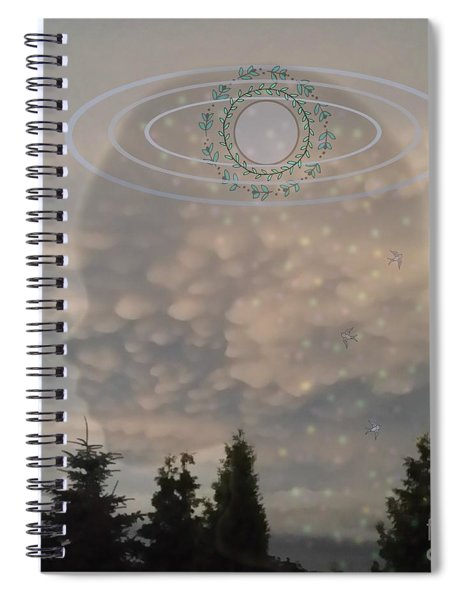 The Earth Belongs To Our Children Spiral Notebook