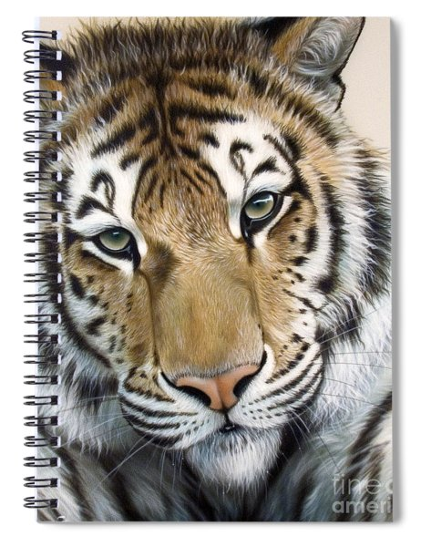 The Embrace Spiral Notebook