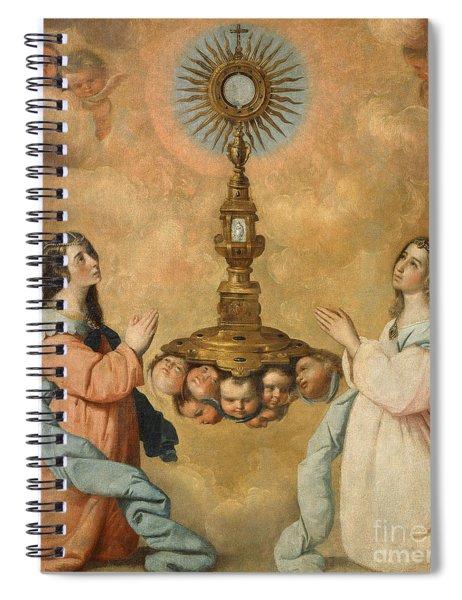 The Eucharist Spiral Notebook