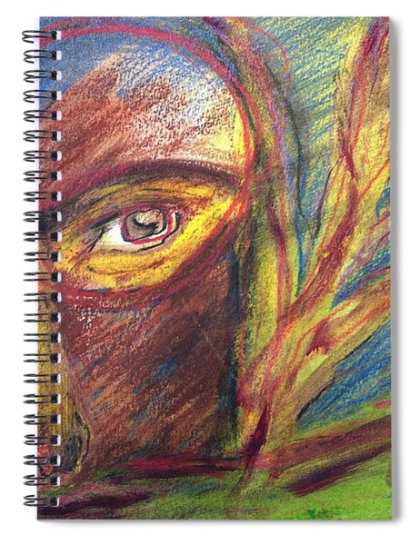 The Eye Spiral Notebook