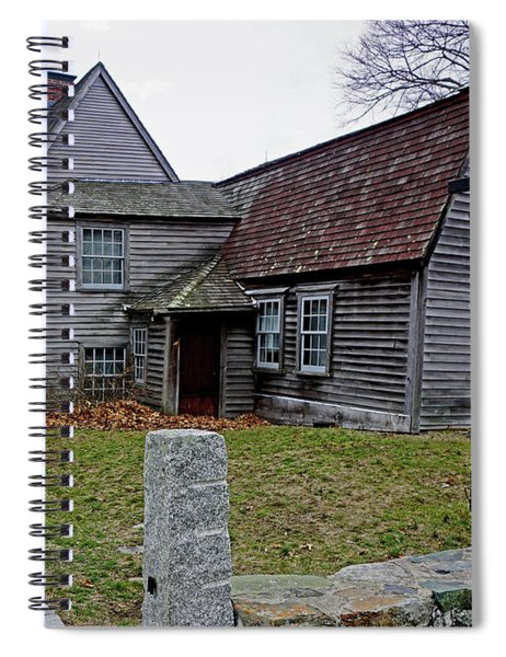 The Fairbanks House Spiral Notebook