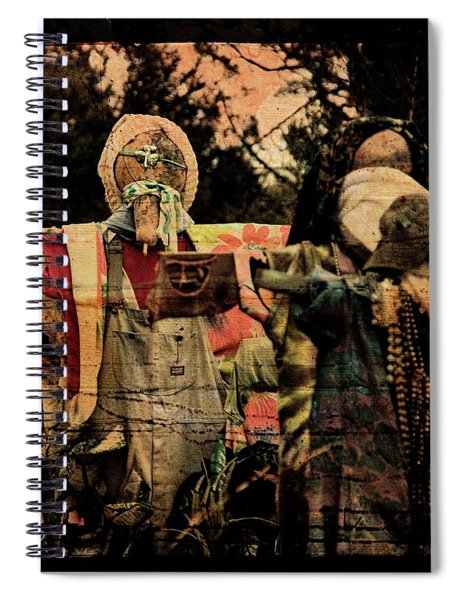 The Family Spiral Notebook