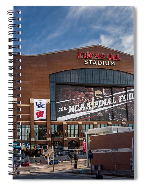 The Final Four 2015 Spiral Notebook