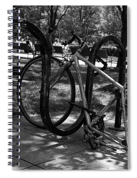 The Forgotten Spiral Notebook