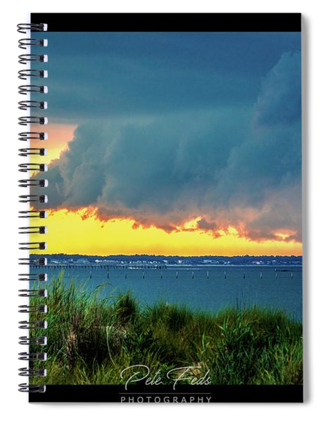 The Front Spiral Notebook