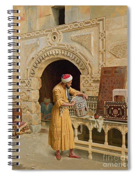 The Furniture Maker Spiral Notebook