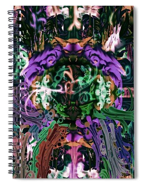 The Gate 2 Spiral Notebook