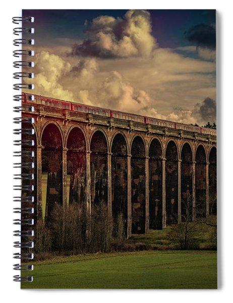 The Gatwick Express Spiral Notebook
