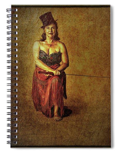 The Gipsy Katana Spiral Notebook