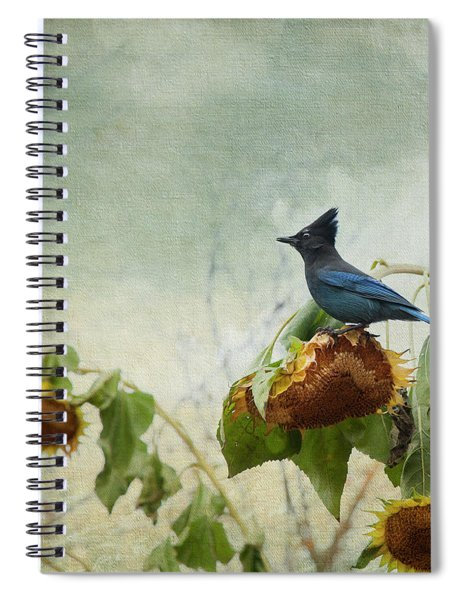 The Gleaner Spiral Notebook