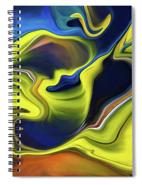 The Glory Spiral Notebook