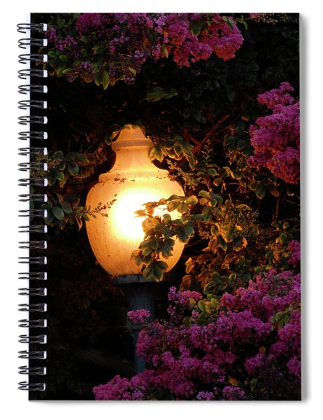 The Glow Spiral Notebook