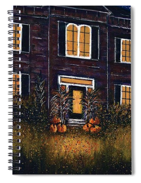 The Good Witch Grey House Spiral Notebook