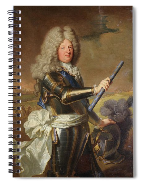 The Grand Dauphin Spiral Notebook