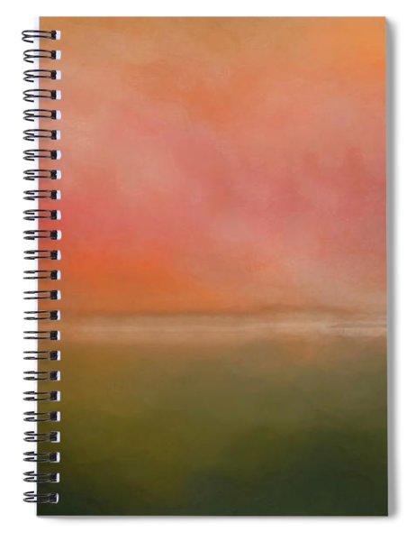 The Great Beyond - Georgian Bay Spiral Notebook
