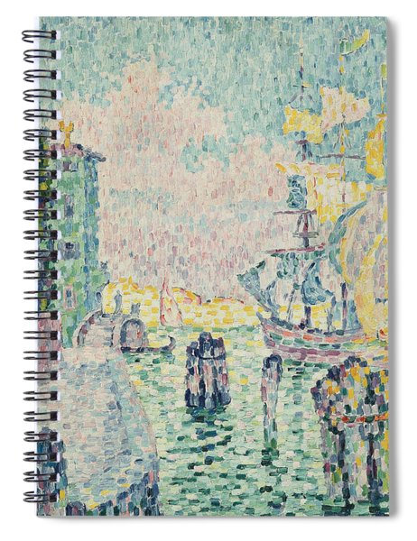 The Green House, Venice Spiral Notebook