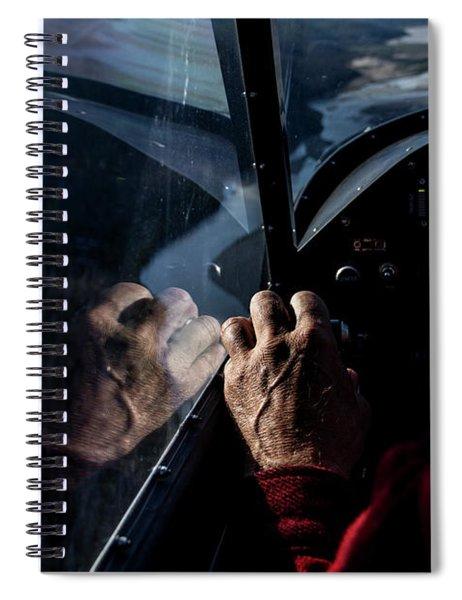 The Guiding Hand Spiral Notebook