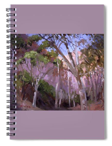 The Gum Grove Catalina Spiral Notebook