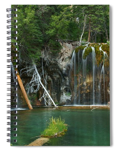 The Hanging Lake Spiral Notebook