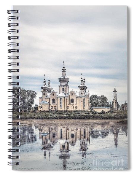 The Healing Source Spiral Notebook