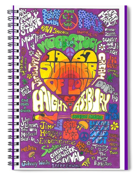 The Height Of Highness Spiral Notebook