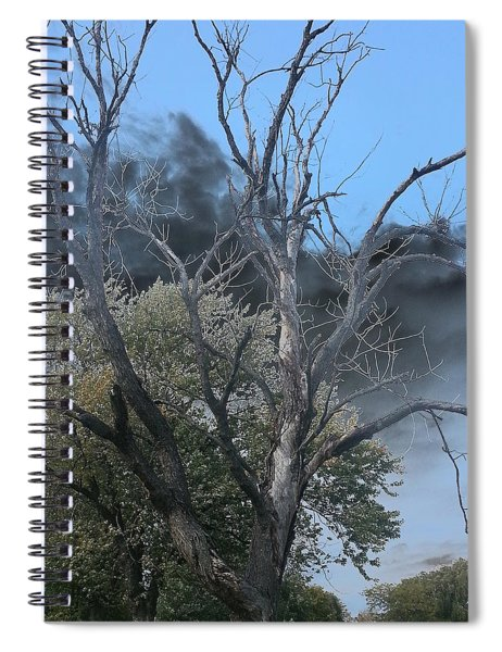 The Height Of Rodomontade Spiral Notebook