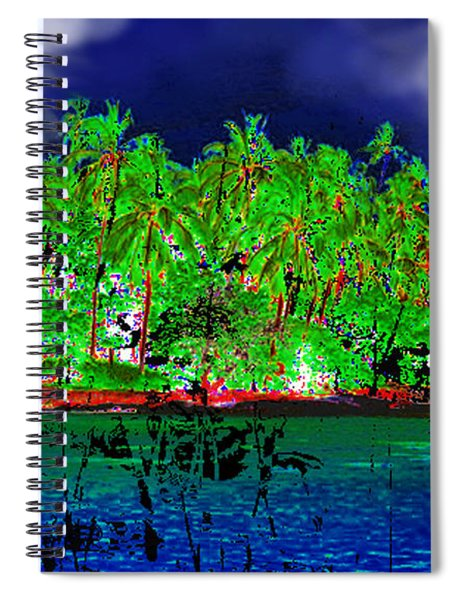 The Hidden Savages  Spiral Notebook