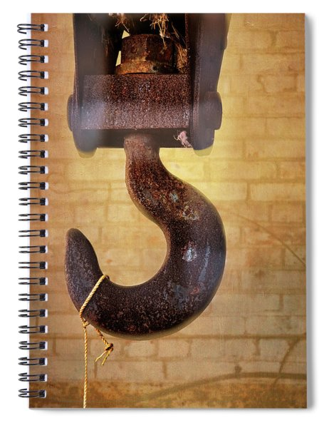 The Hook Spiral Notebook