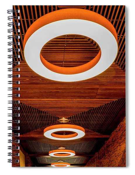 The House Of O Spiral Notebook