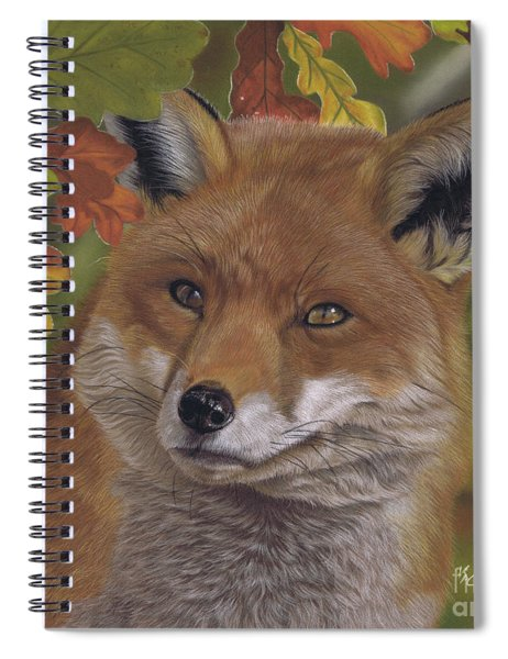 The Hunt For Red October Spiral Notebook