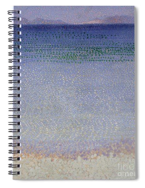 The Iles Dor Spiral Notebook