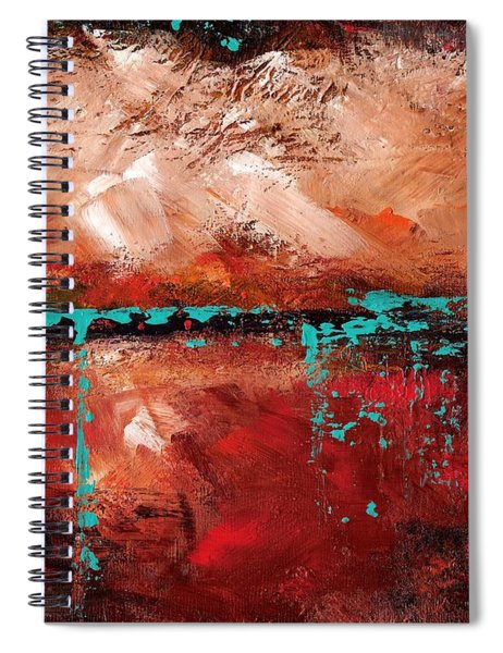 The Indian Bowl Spiral Notebook