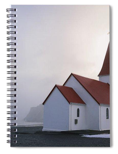 The Infinite Shining Heavens Spiral Notebook