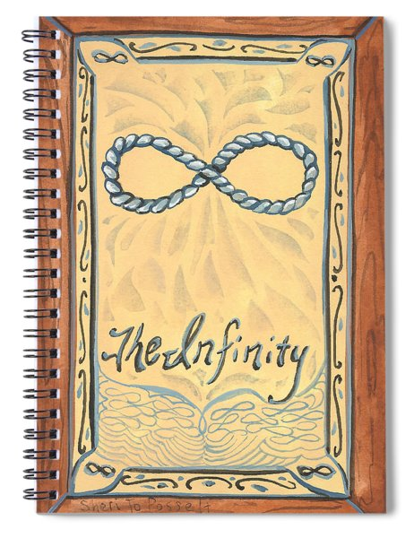 The Infinity Spiral Notebook