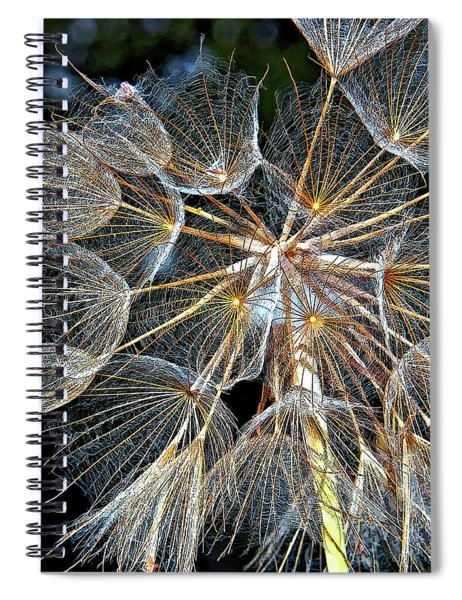 The Inner Weed Spiral Notebook