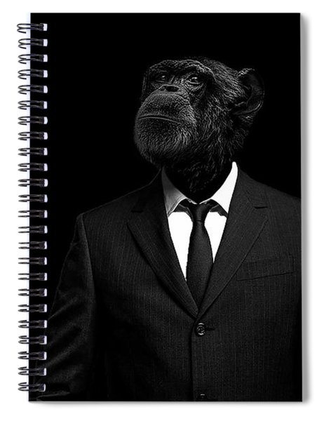 The Interview Spiral Notebook