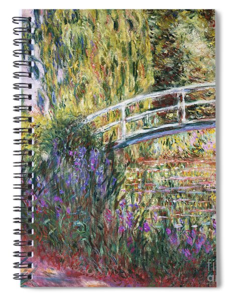 The Japanese Bridge Spiral Notebook
