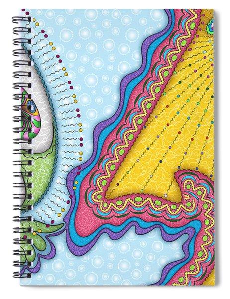The Joker Is Wild Spiral Notebook