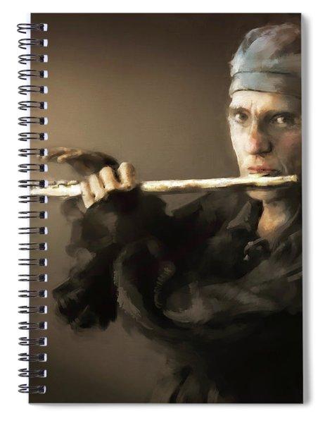 The Journeyman Spiral Notebook