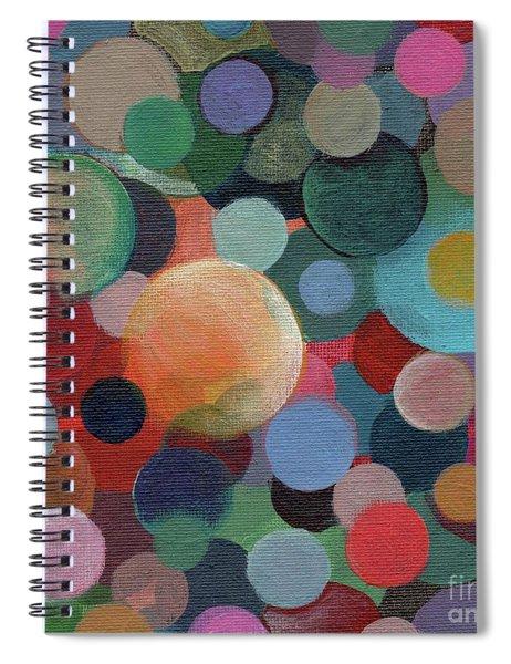 The Joy Of Design X L Spiral Notebook